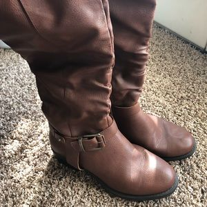 Apt. 9 Knee High Boots
